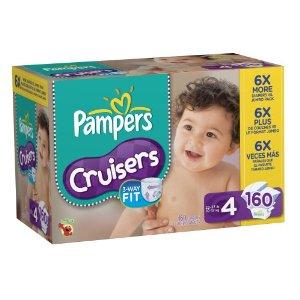 Pampers Cruisers纸尿裤