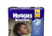 Huggies尿布