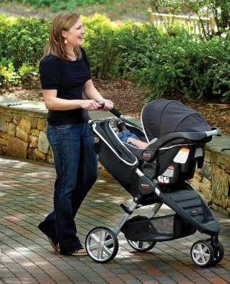 B-Agile and B-safe travel system