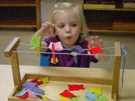蒙校Montessori