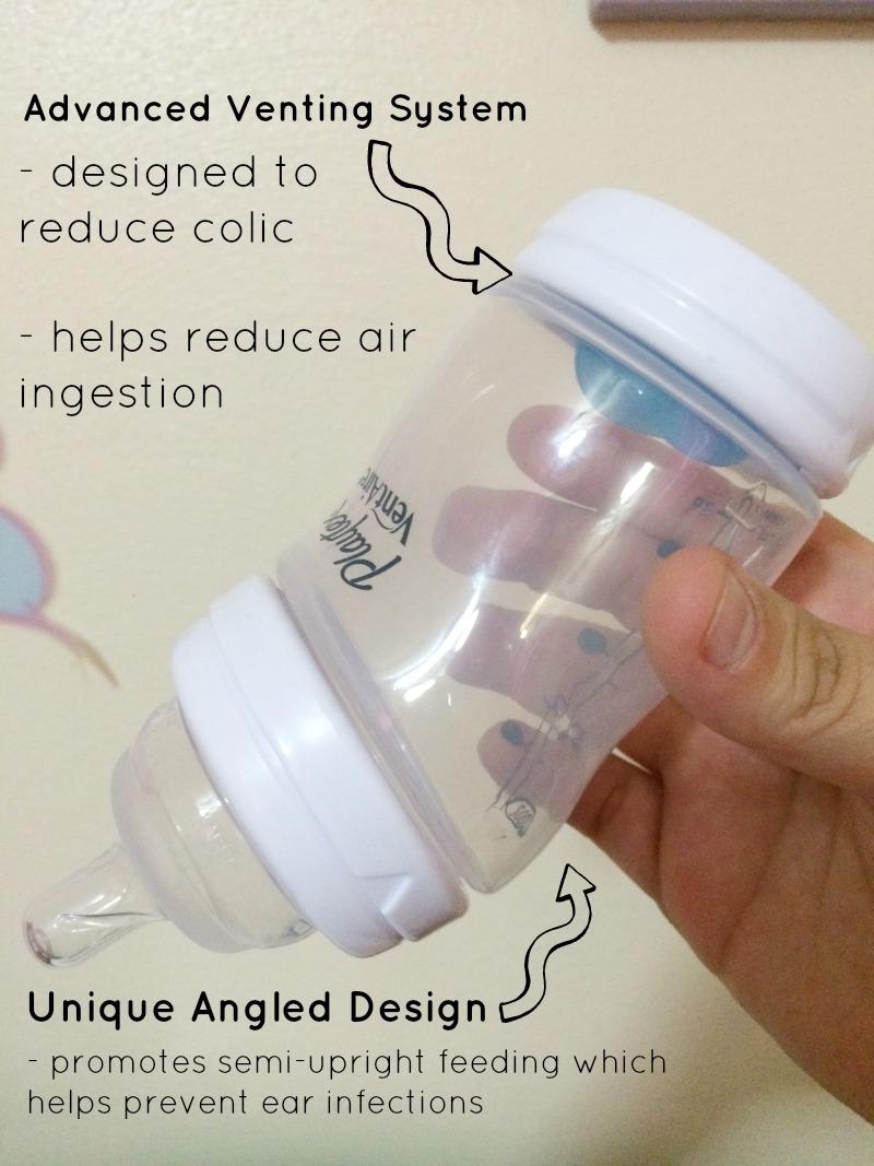 playtex VentAire奶瓶防胀气