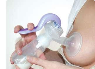Lansinoh mamual pump