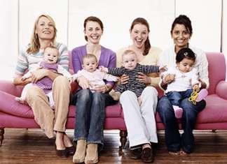 美国产课和新生儿护理