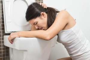 早孕反应孕吐