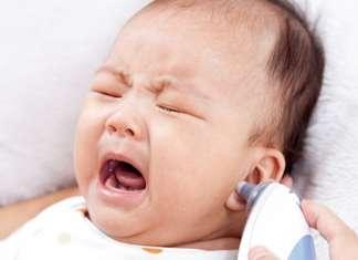 宝宝发烧物理降温