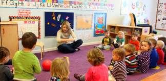 如何适应daycare