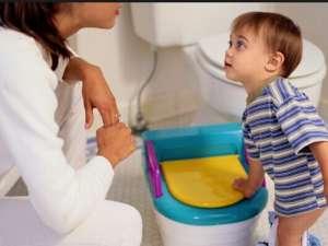 potty training步骤