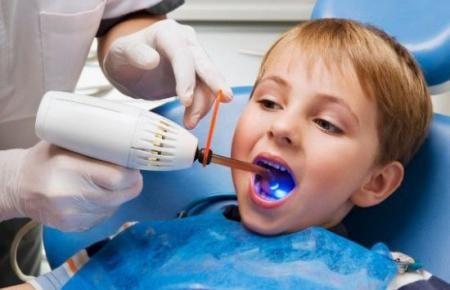在美国儿童看牙医保险和收费
