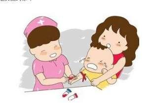 给宝宝抽血要注意什么