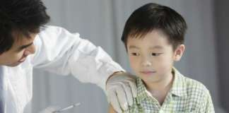 美国宝宝疫苗