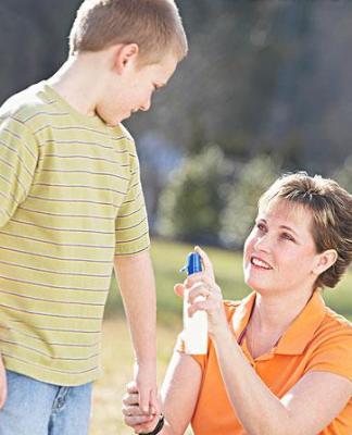 如何防止宝宝被蚊虫叮咬