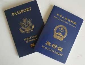 美国宝宝办中国旅行证