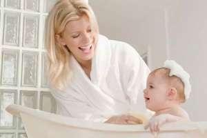 宝宝用什么沐浴露好