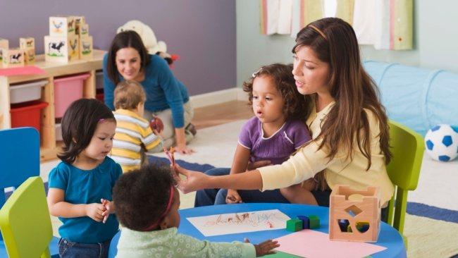 美国daycare