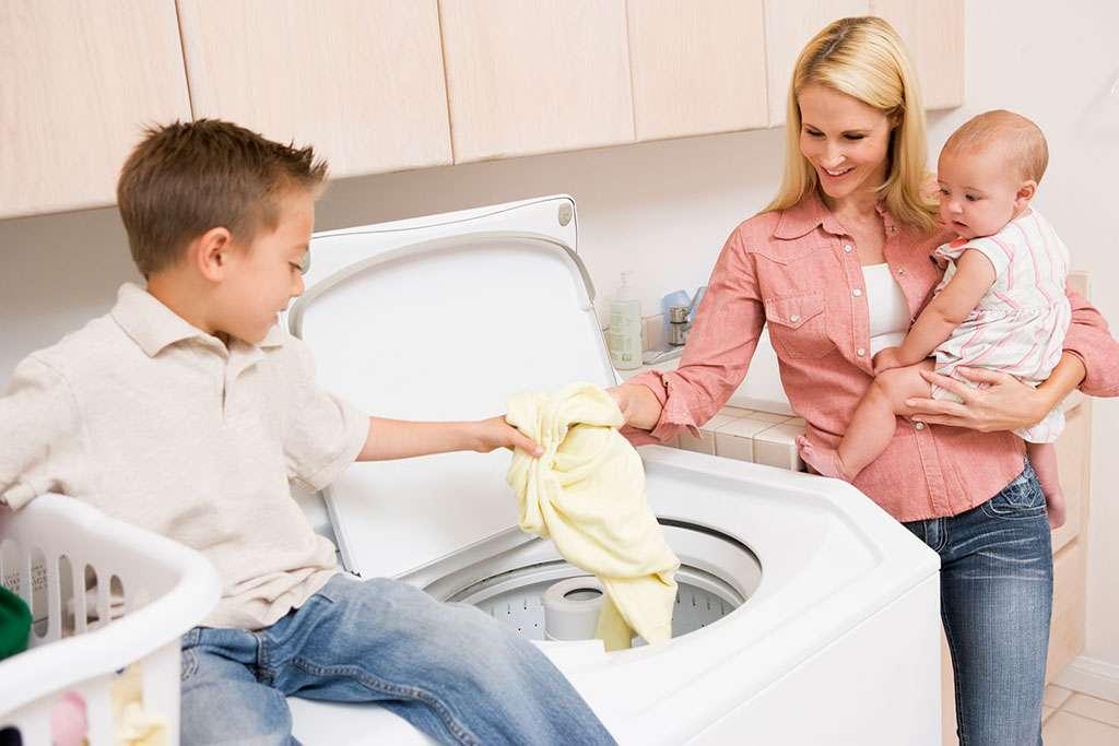 给宝宝洗衣服用什么好