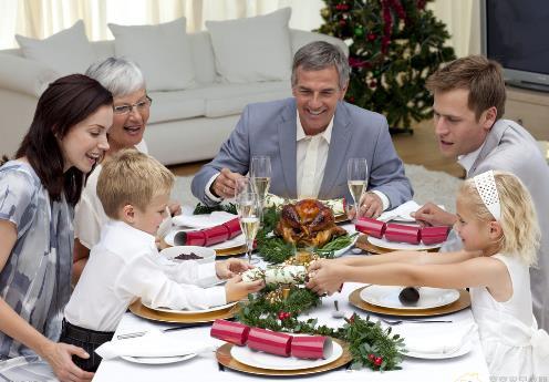 美国餐桌教育