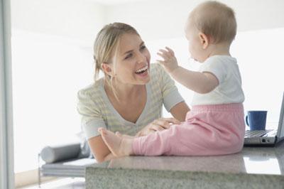 宝宝身体语言