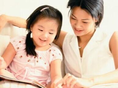 怎样给孩子念英文故事书