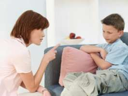美国父母怎么惩罚孩子