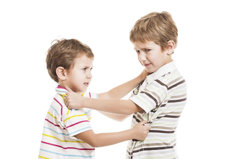 孩子爱打人咬人怎么办
