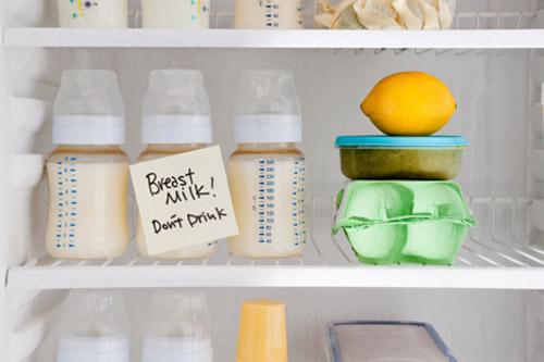 母乳保存冷冻的方法