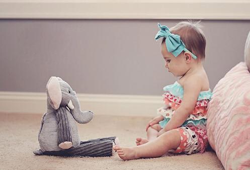 给宝宝拍照的技巧
