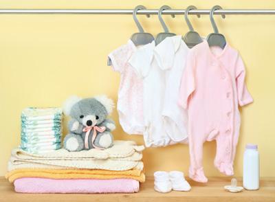 怎样清洁宝宝的衣服和玩具