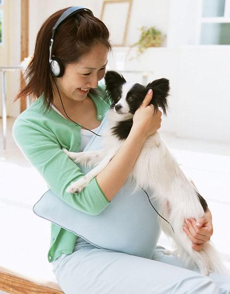 怀孕可以养宠物吗