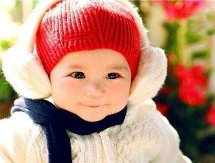 宝宝冬天穿衣保暖方法