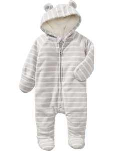 美国男宝宝必备衣服