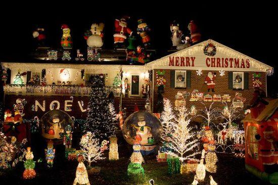 美国圣诞节推荐游玩景点