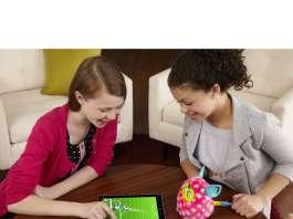 美国智能儿童玩具