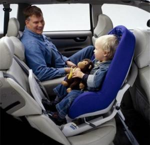 宝宝乘车安全