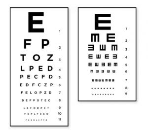 美国儿童视力检查