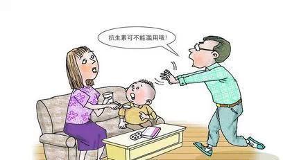 宝宝可以用抗生素吗
