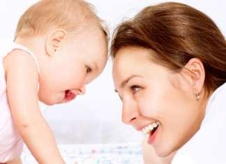 1岁宝宝表情行为解读