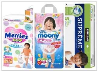 日本尿布推荐