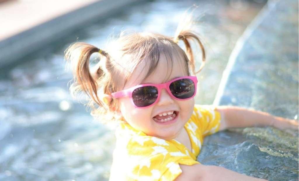 选购儿童太阳镜的注意事项