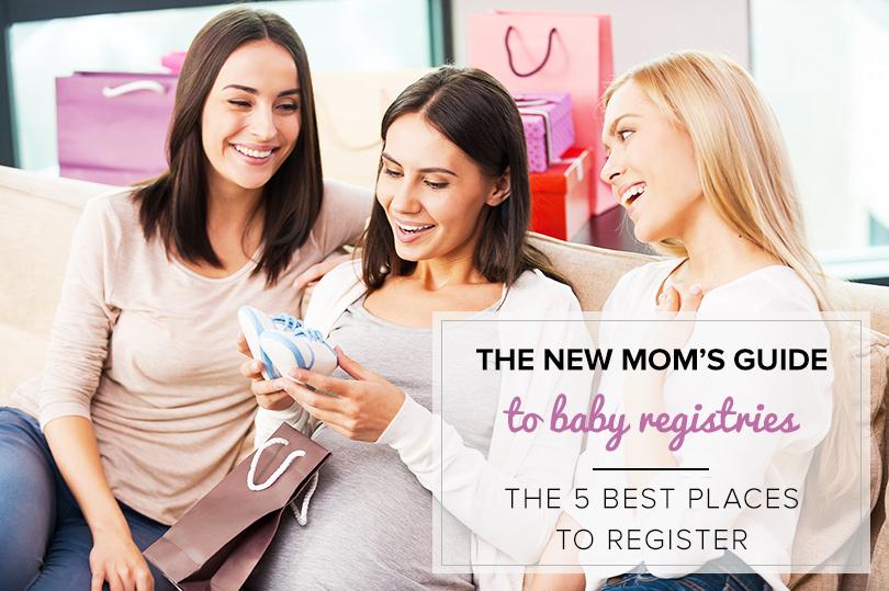 美国主要网站baby registry优缺点