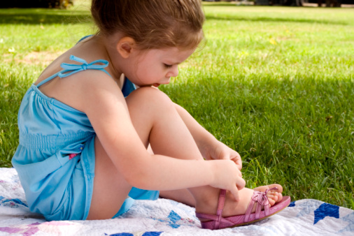 美国父母如何培养孩子的独立性