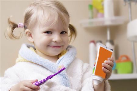 美国儿童牙膏推荐