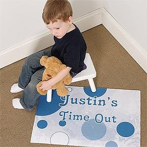 给孩子进行Time Out的注意事项