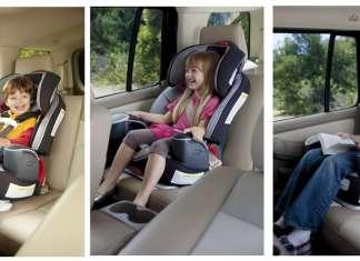 Graco Nautilus儿童安全座椅怎么样