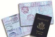 美国宝宝回国签证