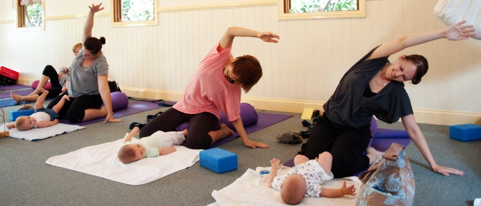 宝宝在美国上早教课