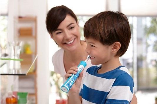 宝宝可以用电动牙刷吗
