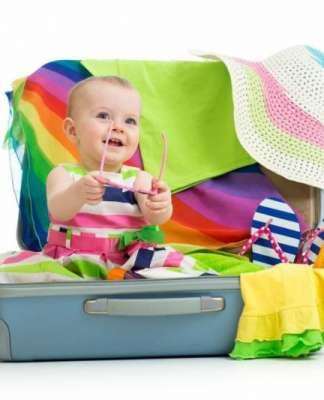 美国妈妈带宝宝出门必备物品
