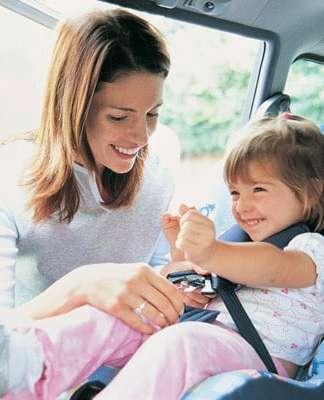 儿童安全座椅常见问题解答