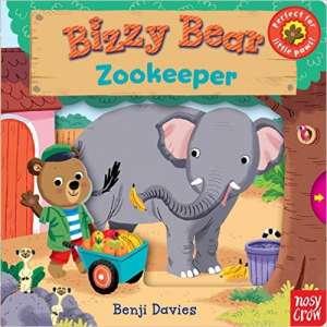 美国儿童布书推荐