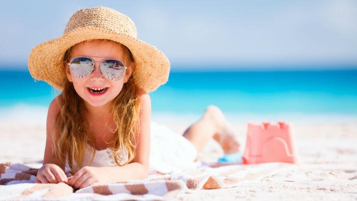 美国儿童防晒霜推荐
